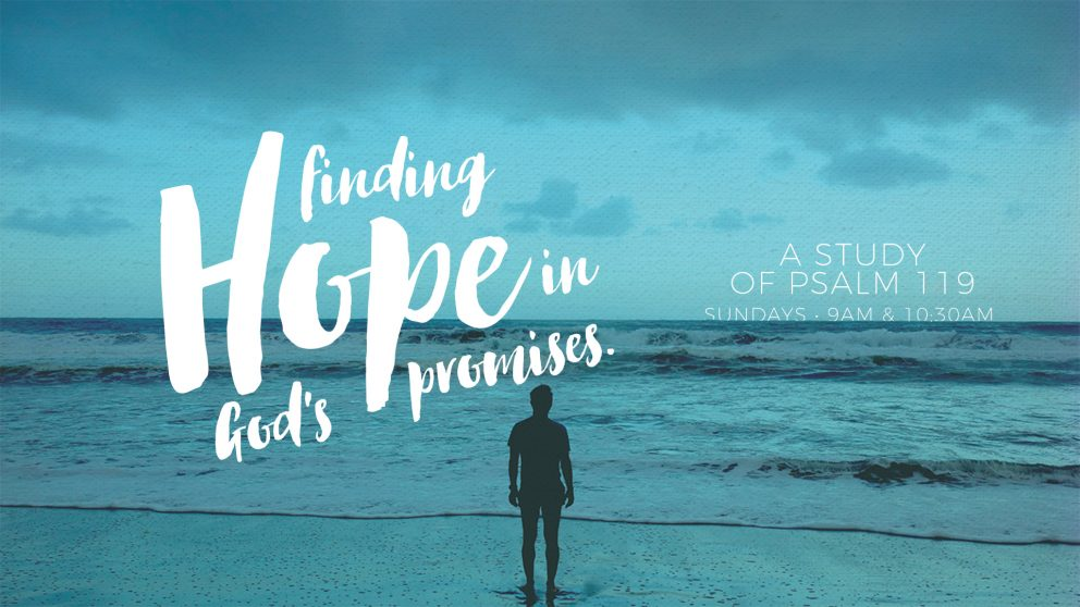 Finding Hope in God\'s Promises